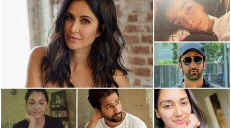 Katrina Kaif, Vicky Kaushal, Alia Bhatt, Ranbir Kapoor, Shubhangi Atre Celebrities who tested positive for Covid-19