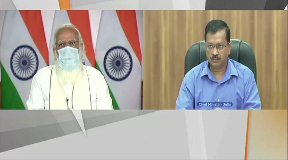Delhi on its knees, CM Kejriwal to PM Modi: 'Need your guidance and intervention' - The Indian Express