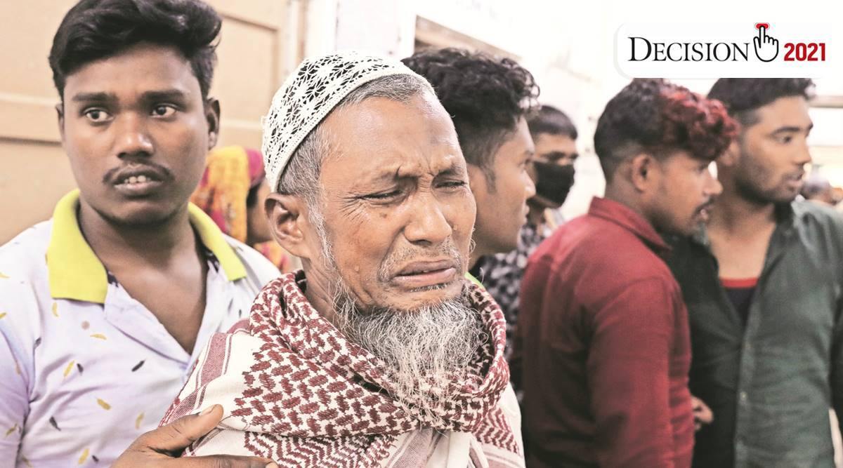 'Nothing can remove pain': Village mourns 4 sons killed in firing