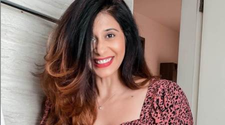Kishwer Merchant, Kishwer Merchant pregnancy journey, Kishwer Merchant pregnancy experience, Kishwer Merchant news, Kishwer Merchant and Suyyash Rai, indian express news