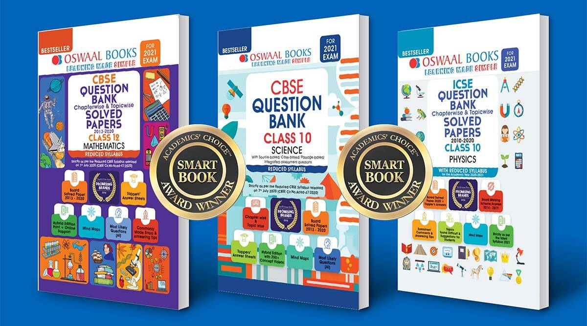 CBSE ICSE Question Banks for Class 10 & 12 | CBSE ICSE Board Exams 2021