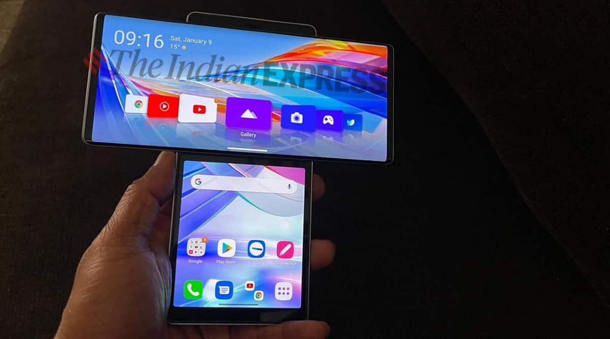LG Wing, LG smartphones,