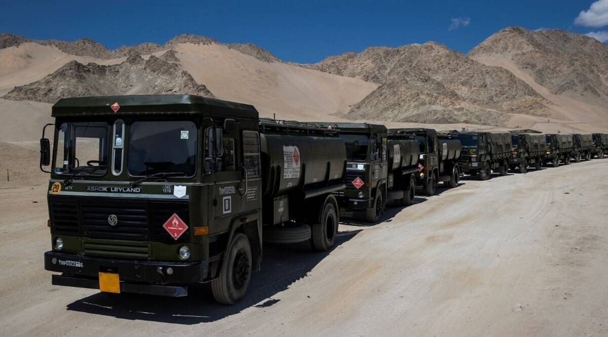 China refuses to leave Hot Springs, Gogra: 'India should be happy with what has been achieved'