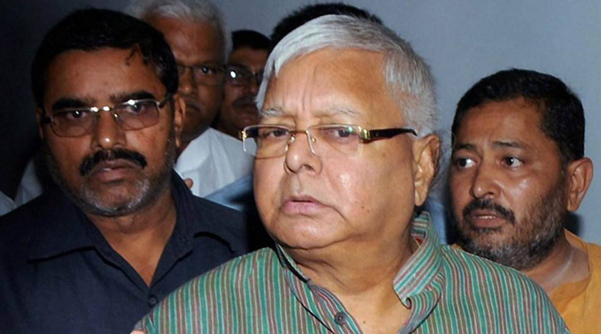 Bail granted in last case, Lalu set to be released