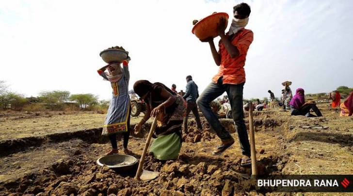 Maharashtra: Amid Covid restrictions, increase in workers enrolled under MNREGA