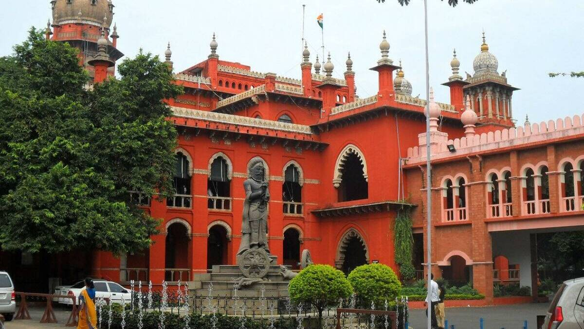 Madras High Court, Election Commission of India, AIADMK, Tamil Nadu Transport Minister, MR Vijayabhaskar, tamil nadu news, chennai news, india news, indian express