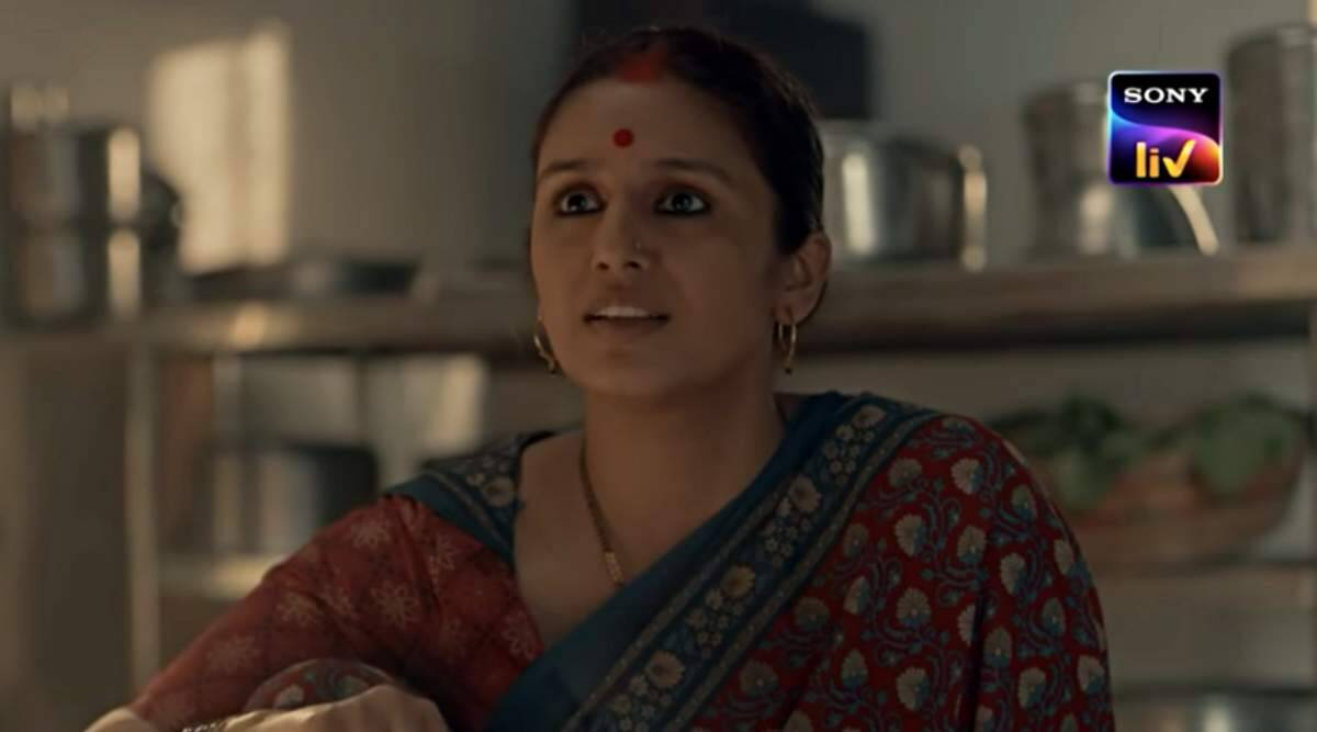 maharani huma qureshi web series
