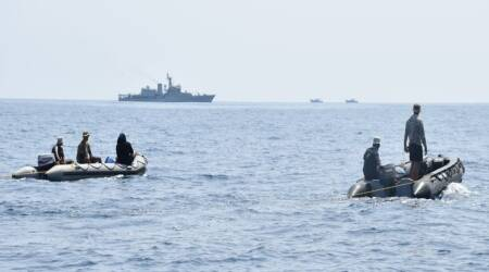 Mangaluru sea accident: Navy deployed as search for 9 missing fishermen intensifies