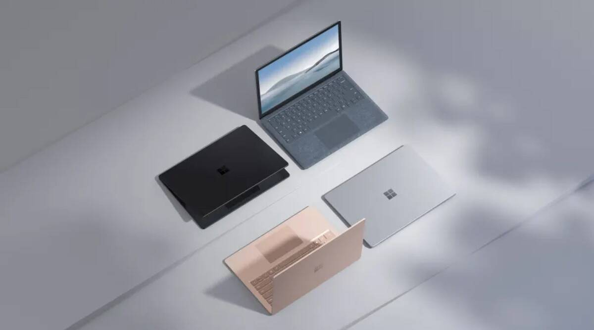 Microsoft Surface laptop 4, Surface laptop 4,