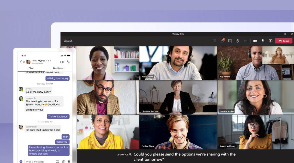 Microsoft Teams, Microsoft Teams macOS,