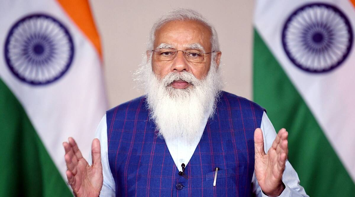 Covid-19: PM Modi takes stock of medical oxygen supply in country, calls for increase in production - The Indian Express