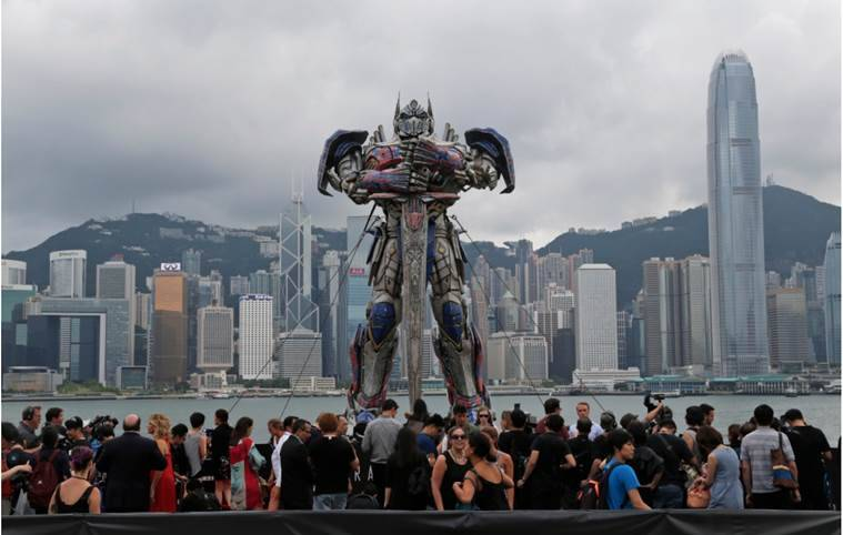 Hong Kong, films shot in Hong Kong, iconic Hong Kong locations featured in films, Push, Transformers: Age of Extinction, Die Another Day, The Dark Knight, indian express news