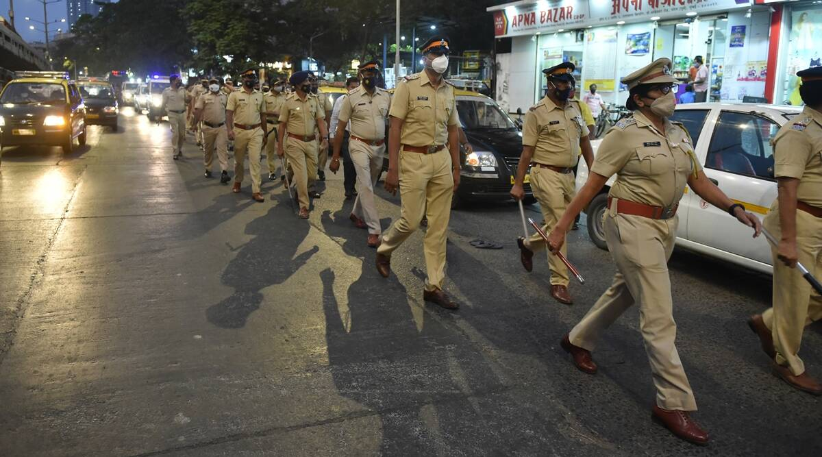 Active Covid cases in Mumbai Police more than double in fortnight