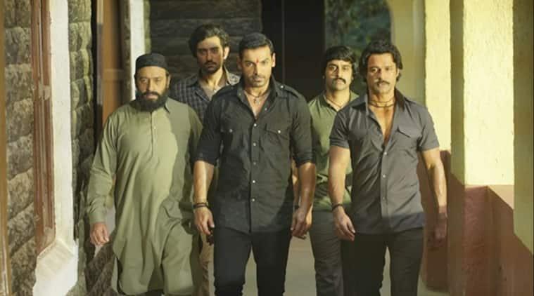 Mumbai Saga film john abraham