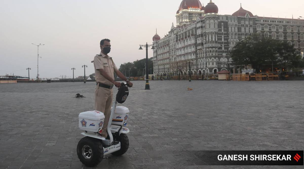 Mumbai Police orders police stations to file at least 10 cases of lockdown violators per day