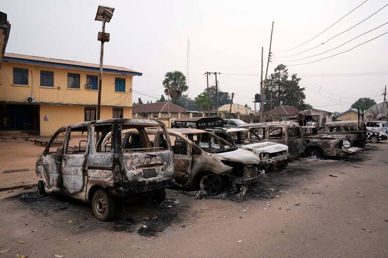 Nigeria, Nigeria prison attack, Nigeria prison inmates freed, Attack on Prison in Nigeria, indian express news