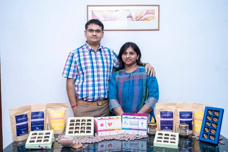 Chocolate and spices, chocolate innovations, chocolate types, poonam chordia, chocolate processing, indianexpress.com, indianexpress,