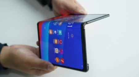 Oppo, Oppo Folding Phone,