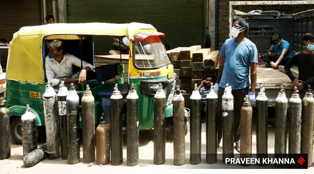 Bias in oxygen supply, says Delhi; HC tells Centre can't duck this