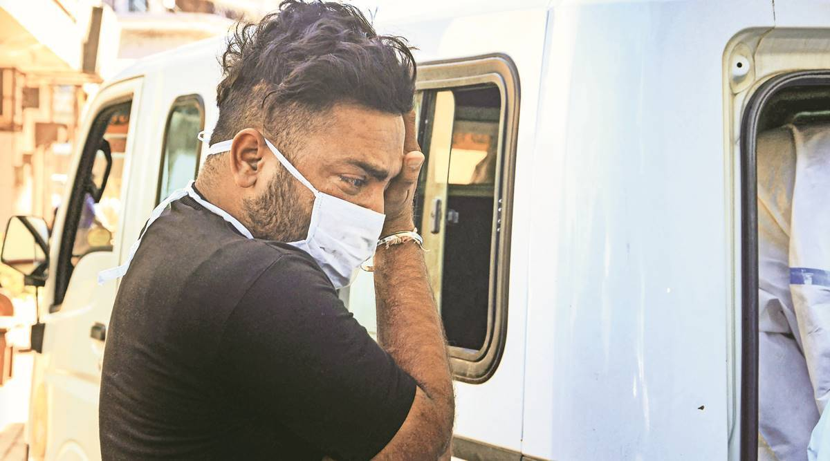Amritsar, Covid-19 India Second Wave, COVID-19 cases in Punjab, Punjab coronavirus cases, Amritsar coronavirus cases, Amritsar coronavirus cases, india news, indian express