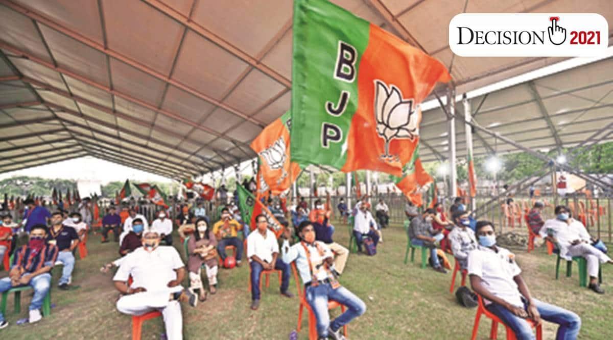 PM Modi virtual rally, PM Modi news, PM Modi Kolkata, West Bengal elections 2021, West Bengal assembly elections, BJP West Bengal, india news, indian express