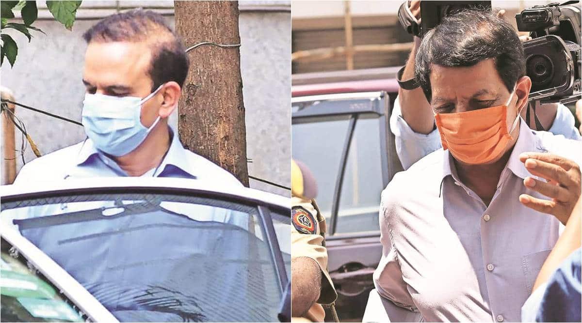Pradeep Sharma, NIA act, Mumbai Police, Mansukh Hiran, Sachin Waze, Andheri news, mumbai news, indian express