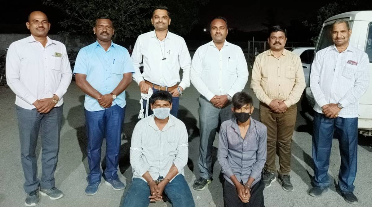 Pune police, Pune rural police, Pune robbery cases, Pune news, Pune police arrests Sairat, Indian express