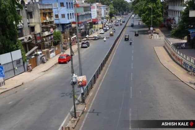 Maharashtra weekend lockdown