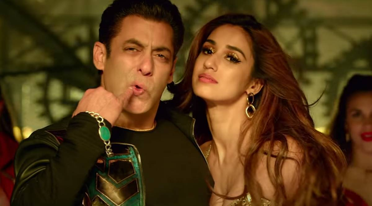 Seeti Maar salman khan disha patani song