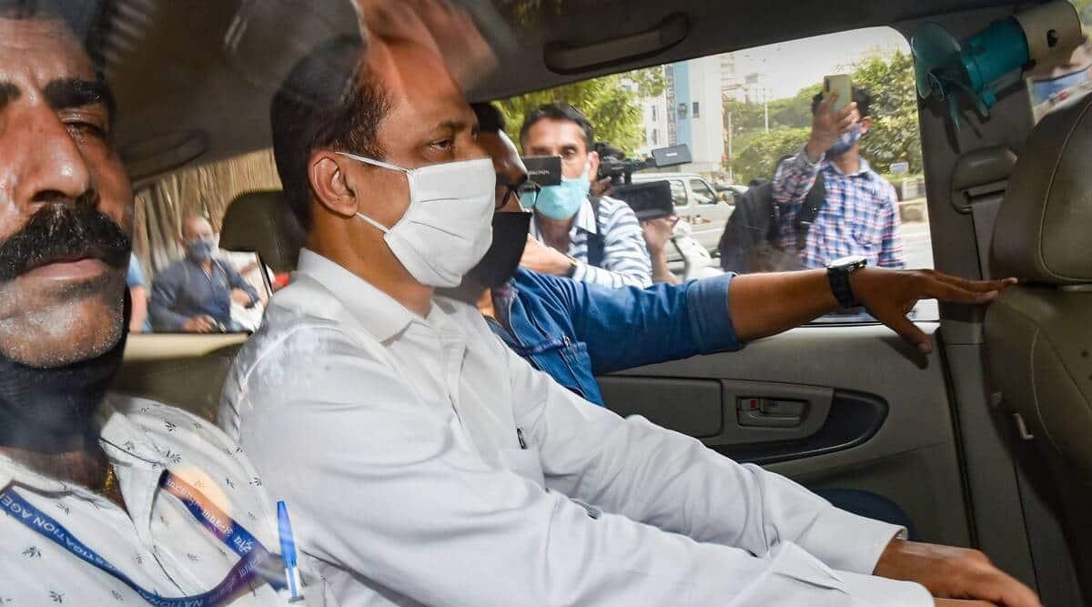 For NIA, Waze's Hiran murder motive: 'panic' over losing probe