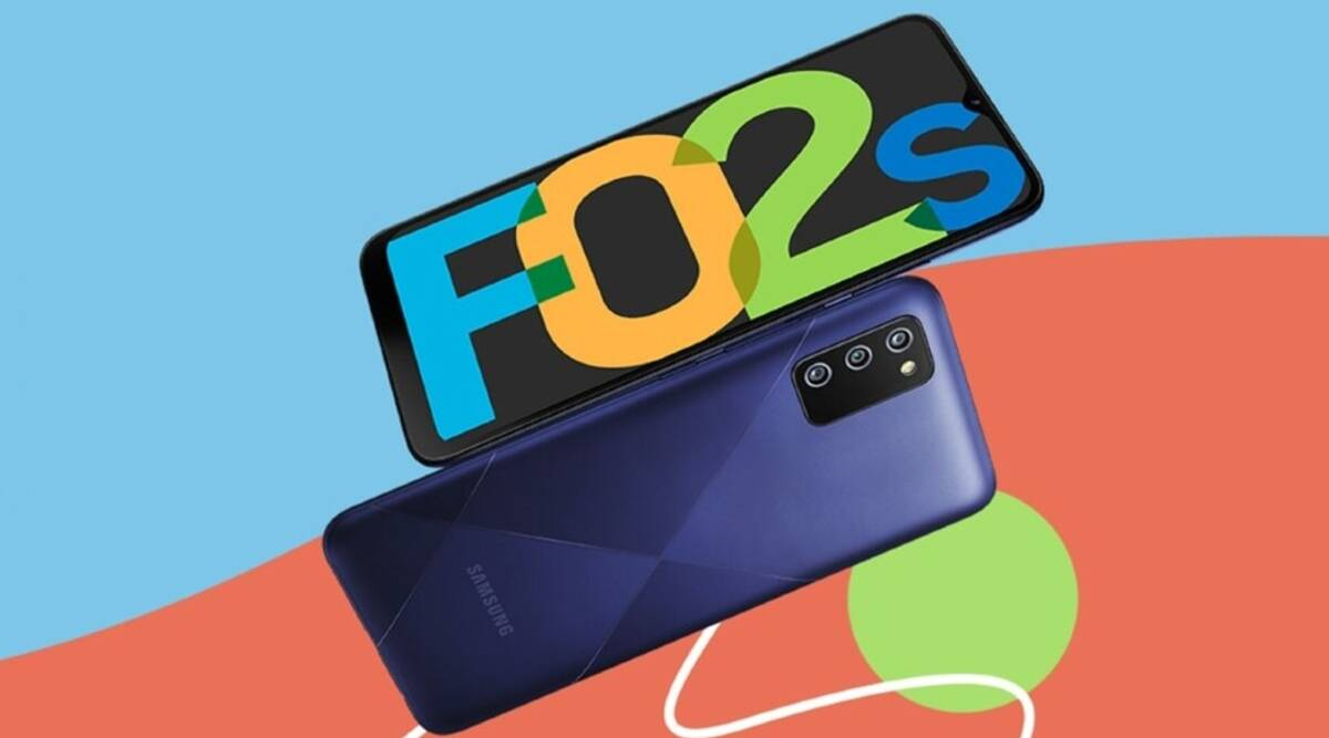 Samsung Galaxy F02s, the launch of the Galaxy F12 on April 5