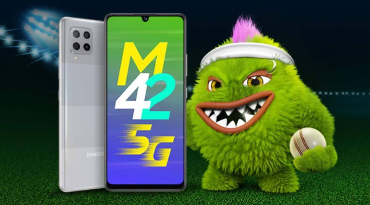 Samsung, Samsung Galaxy M42, Galaxy M42,