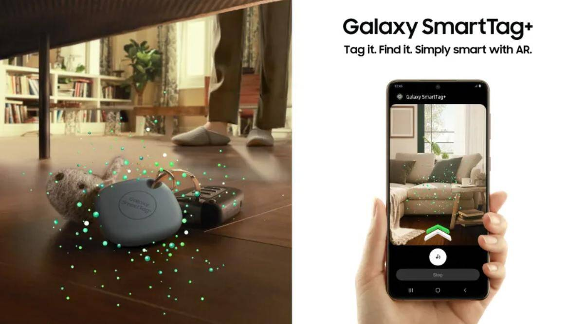 Samsung Galaxy SmartTag, Galaxy SmartTag+