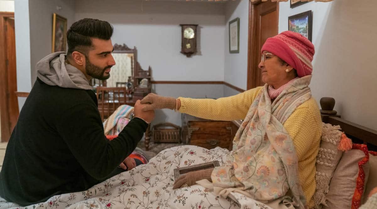 Sardar Ka Grandson trailer: Arjun Kapoor brings Lahore to Amritsar for  Neena Gupta in this Netflix film | Entertainment News,The Indian Express