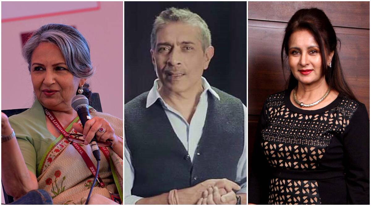 Former CBFC chairperson Sharmila Tagore, FCAT member Poonam Dhillon on abolition of appeals body