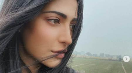 Shruti Haasan, Shruti Haasan pandemic experience, Shruti Haasan pandemic anxiety, Shruti Haasan news, Sonam Kapoor, mental health, indian express news