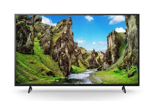 Sony Bravia X75 TV, Sony TV