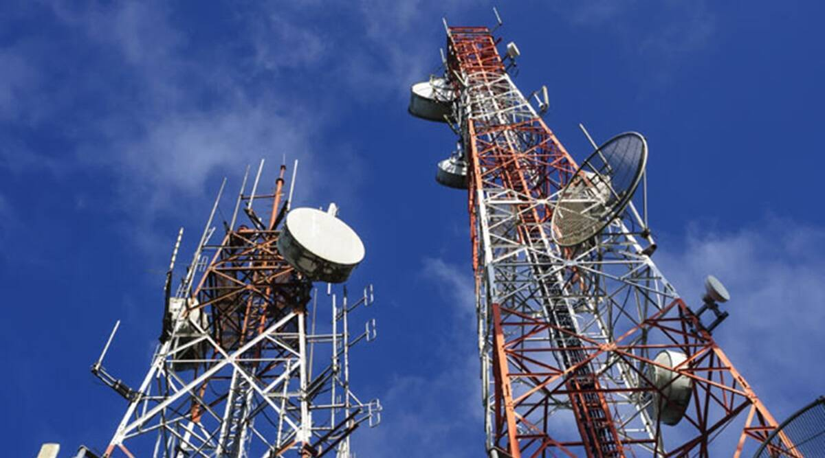 Spectrum auction, DoT, telecom service providers, Economy news, Indian express news