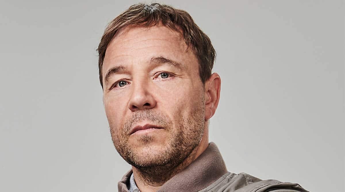Actor Stephen Graham