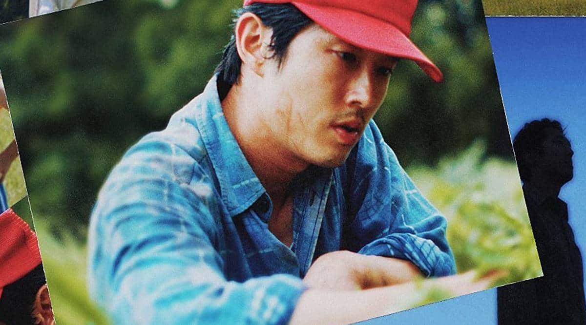 Minari actor Steven Yeun