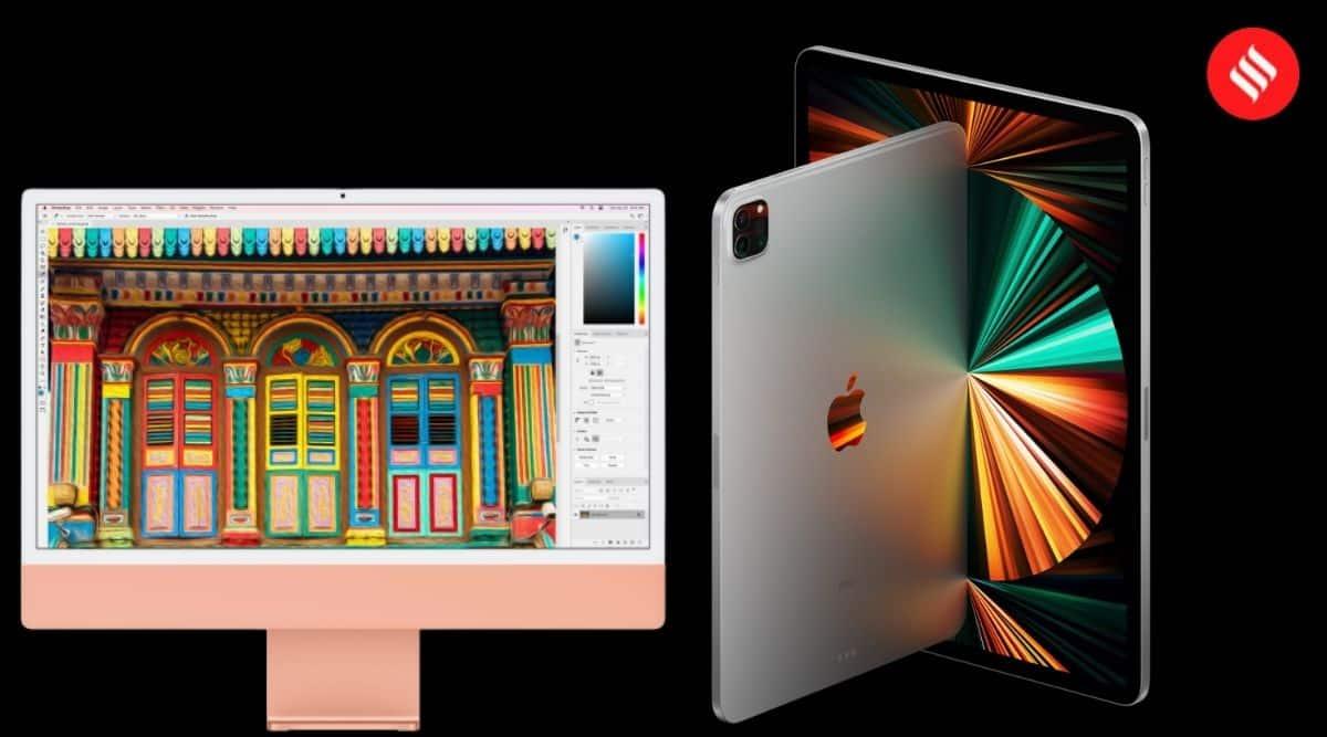 Apple, Apple iMac, Apple iPad Pro, Apple M1