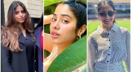 Suhana Khan, Janhvi Kapoor, Dhanashree Verma