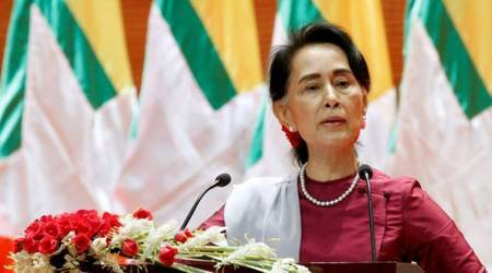 Myanmar's ruling junta issues fresh charges for Suu Kyi