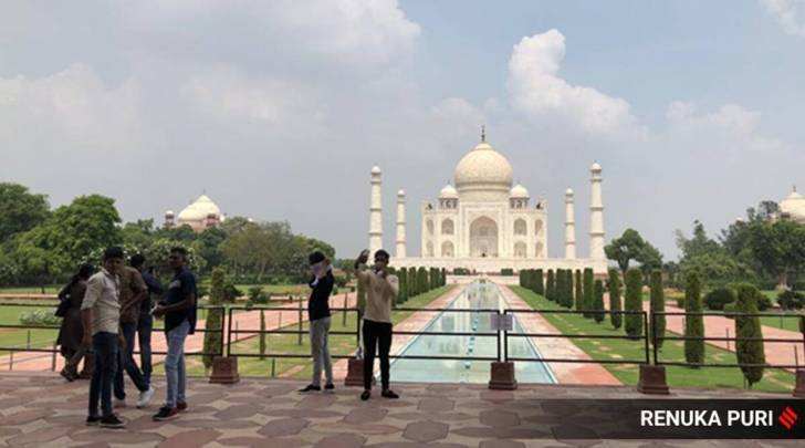 COVID-19, monuments, taj mahal, Red Fort, government on monuments, monuments closed, india monuments closed, covid-19 india cases, india news, indian express