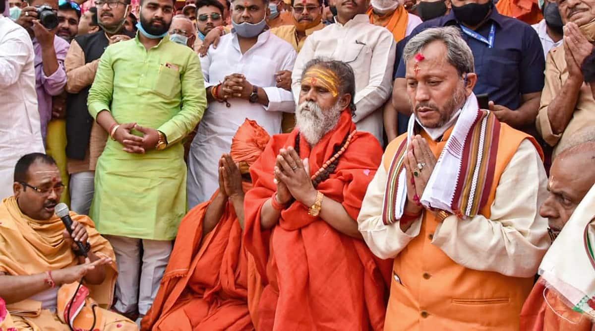 Kumbh Mela, Tirath Singh Rawat