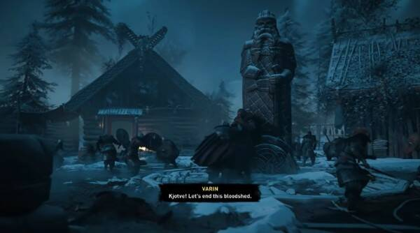 Total gaming, Assassin's creed valhalla