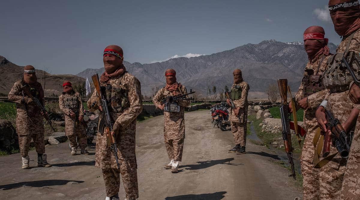 Us Afghanistan, Biden Afghan troops pullout, US Pakistan, Afghanistan, world news, indian express