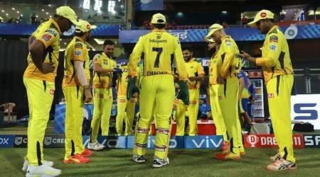 MS Dhoni, CSK vs PBKS