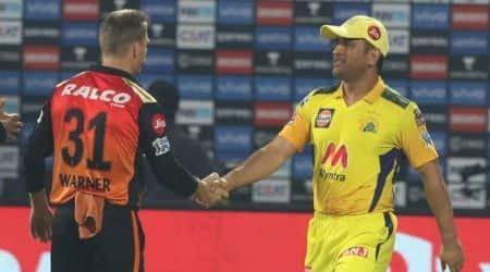 CSK vs SRH, Dhoni vs Warner