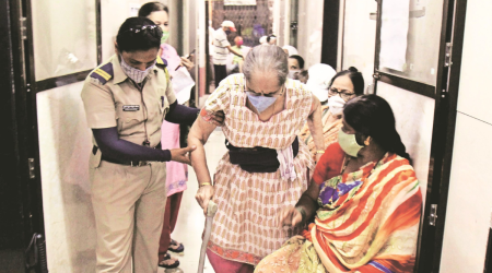 Dharavi sees lowest new cases in 49 days